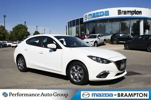 2015 Mazda MAZDA3 GX|KEYLESS|MP3|BLUETOOTH|USB