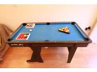 Riley 5' pool and snooker table