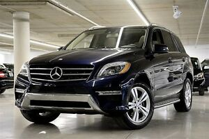 2013 Mercedes-Benz ML350 BlueTEC 4MATIC, Diesel, Xenon, Angle mo