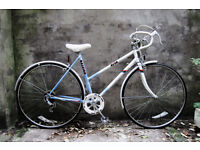 RALEIGH RIVA, vintage racer racing road bike, 20 inch, 5 speed