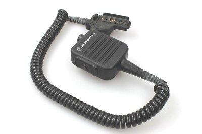 Motorola NMN6228C Mikrofon Handsprechgarnitur  PTT Funkgerät Mikro