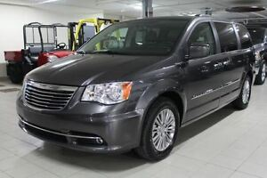 2016 Chrysler Town & Country TOURING PLUS *CUIR/TOIT/2DVD/NAV*