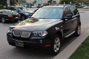 2010 BMW X3 xDrive30i /AWD/ PANORAMIC SUNROOF /CERTIFIED