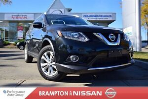 2016 Nissan Rogue SV AWD *Bluetooth,Heated seats,Rear view monit