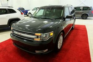 2014 Ford Flex SEL, 7 PASSAGERS, MAGS, CUIR, NAV, TOIT PANO
