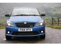 IMMACULATE FABIA VRS 1.4TSI FOR SALE..! STUNNING CAR WITH GREAT PERFORMANCE!!