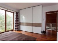 HIGH-END FITTED WARDROBES ON SALE