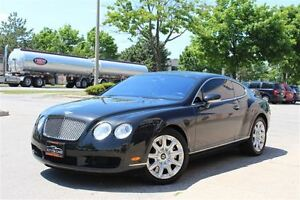 2004 Bentley Continental GT NAVIGATION/(6.0L W12 Twin-turbo AWD