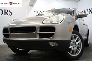 2004 Porsche Cayenne CAYENNE S PREMIUM PKG LEATHER SUNROOF