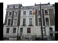 Studio flat in Camden Street, London, NW1