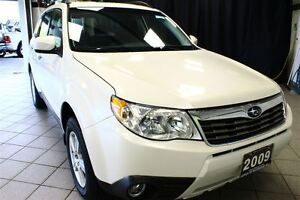 2009 Subaru Forester 2.5 X 4WD*PANO ROOF