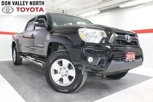2014 Toyota Tacoma TRD Sport 4WD Btooth BU Camera Cruise Alloys