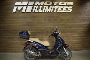 2011 Piaggio BV Tourer 300 Liquidation hivernale 250 motos