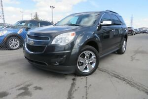2014 CHEVROLET EQUINOX AWD LT 2 TV 2 DVD GROUPE CHROME +COMMMODI