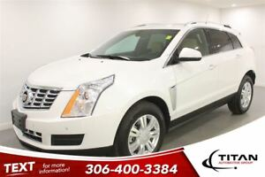 2014 Cadillac SRX Luxury|AWD|Nav|Cam|Bluetooth|Sunroof