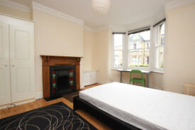 Beautiful large double room off Cowley Road for short -let (in lovely professional house!)