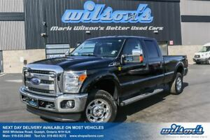 2016 Ford F-350 XLT CREW CAB 4WD! TOW PACKAGE! RUNNING BOARDS! B