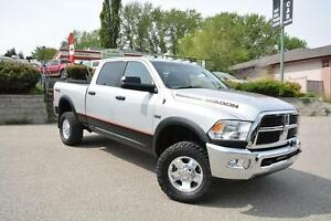 2010 Dodge Ram Pickup 2500 POWER WAGON, 4X4, CREW CAB