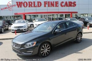 2014 Volvo S60 T6 AWD | BLIS | Climate Package