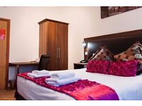 Short Term/ Long Term rental available in a Modern Hotel, Ensuite Rooms, No Deposit Required