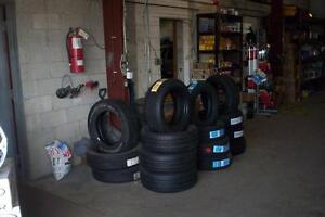 WE SELL GOOD  USE TIRE & NEW TIRE   MAJOR AND MINOR AUTO REPAIRS Windsor Region Ontario image 7