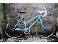BSA SPORT, vintage ladies women's racer racing road bike, 20 inch, 5 speed