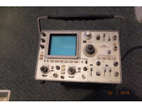 Tektronix 485 vintage Oscilloscope - Free