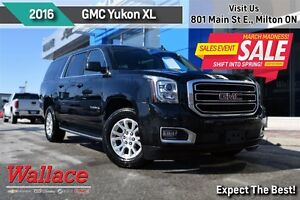 2016 GMC Yukon XL SLE/REAR CAMERA/8-INCH SCRN/TRAILER PKG/REMOTE