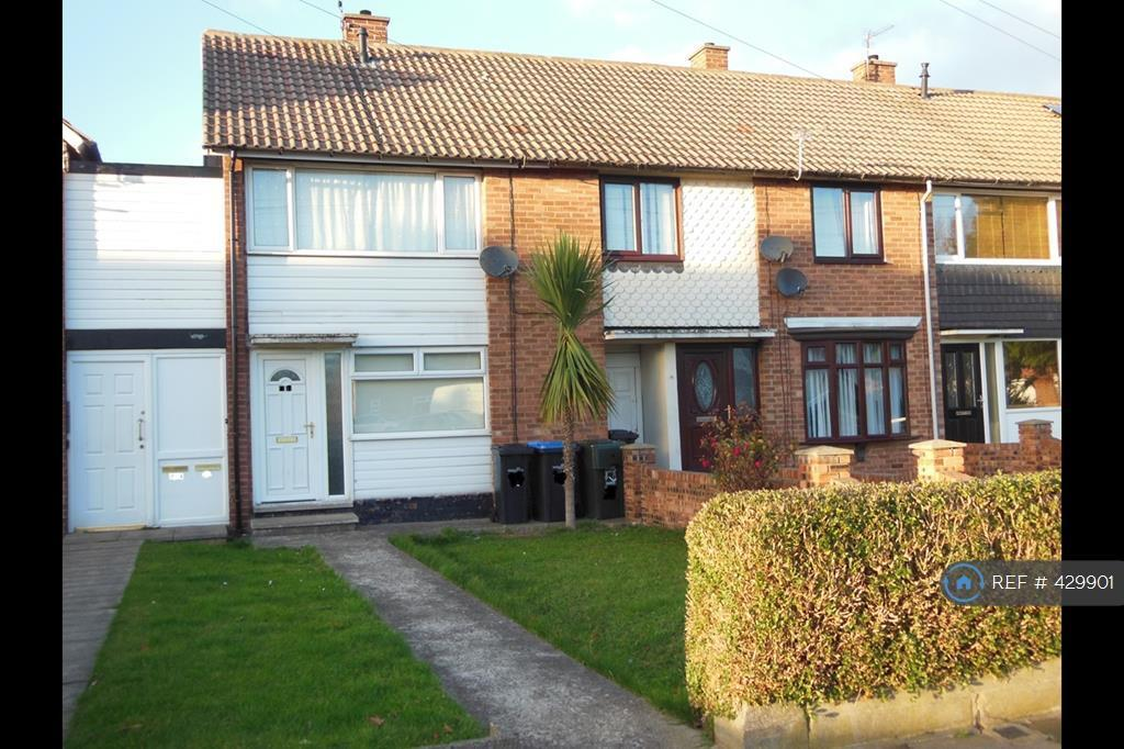 2 Bedroom House In Broadwell Road Middlesbrough Ts4 2 Bed