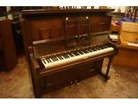 Antique traditional upright. Tuned and uk delivery available
