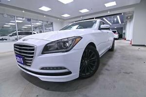 2015 Hyundai Genesis Sedan LUXURY, NAV, ALLOYS, BACK UP CAMERA,