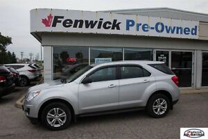 2015 Chevrolet Equinox LS - One Owner - Accident Free