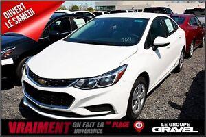 2016 Chevrolet Cruze MODELE L !!! PRIX INCROYABLE!! 42$/SEM!!!!