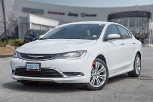 2016 Chrysler 200 Limited, BACK UP CAM, BLUETOOTH, ALLOYS