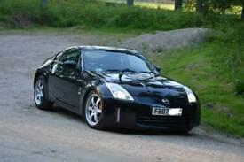 350Z GT black 300bhp