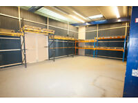 COMMERCIAL/WAREHOUSE, Unit, workshop, storage ground floor,1 min from M74, Glasgow, near South Side