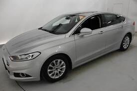 FORD MONDEO 1.5 TDCi ECOnetic Zetec 5dr [Nav] (silver) 2015