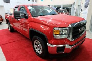 2014 GMC Sierra 1500 QUAD + 4X4 + 6 PLACES