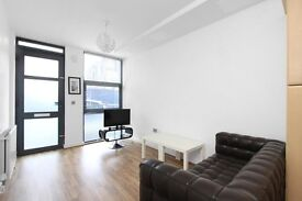 Smart 1 Bedroom Flat only 5 Minutes Walk to Canary Wharf! Available now!