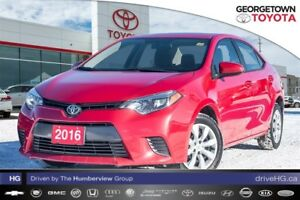 2016 Toyota Corolla LE REAR VIEW CAMERA,A/C,HEATED FRONT SEATS