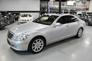2008 Mercedes-Benz S-Class 450 4-MATIC | NIGHVISION | CLEAN CARP