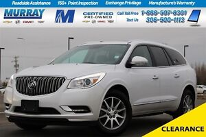 2016 Buick Enclave *LEATHER SEATS*HEATED SEATS*SENSORS*