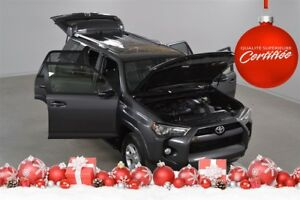 2016 Toyota 4Runner SR5 4X4 GPS+Cuir+Toit Ouvrant 7 Passagers