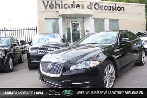 2015 Jaguar XJ 3.0L Premium Luxury CERTIFIÉE 6 ans/160 000km Fin