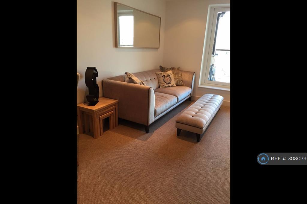 1 bedroom flat in Regatta Quay, Ipswich, IP4 (1 bed)