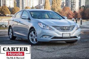 2011 Hyundai Sonata Limited w/Navi + LEATHER + SUNROOF + BACKUP
