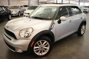 2012 MINI Cooper Countryman COOPER S ALL4 4D Utility AWD