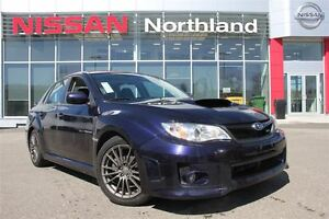 2013 Subaru WRX Limited/Sunroof/Leather/Bluetooth