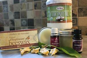 All in one Plantain & Essential Oil Salve/Sunscreen/Insect Repel