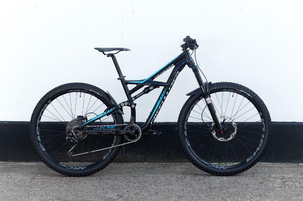 Specialized Mountain Bike Enduro 29er Full Suspension 2015 Model